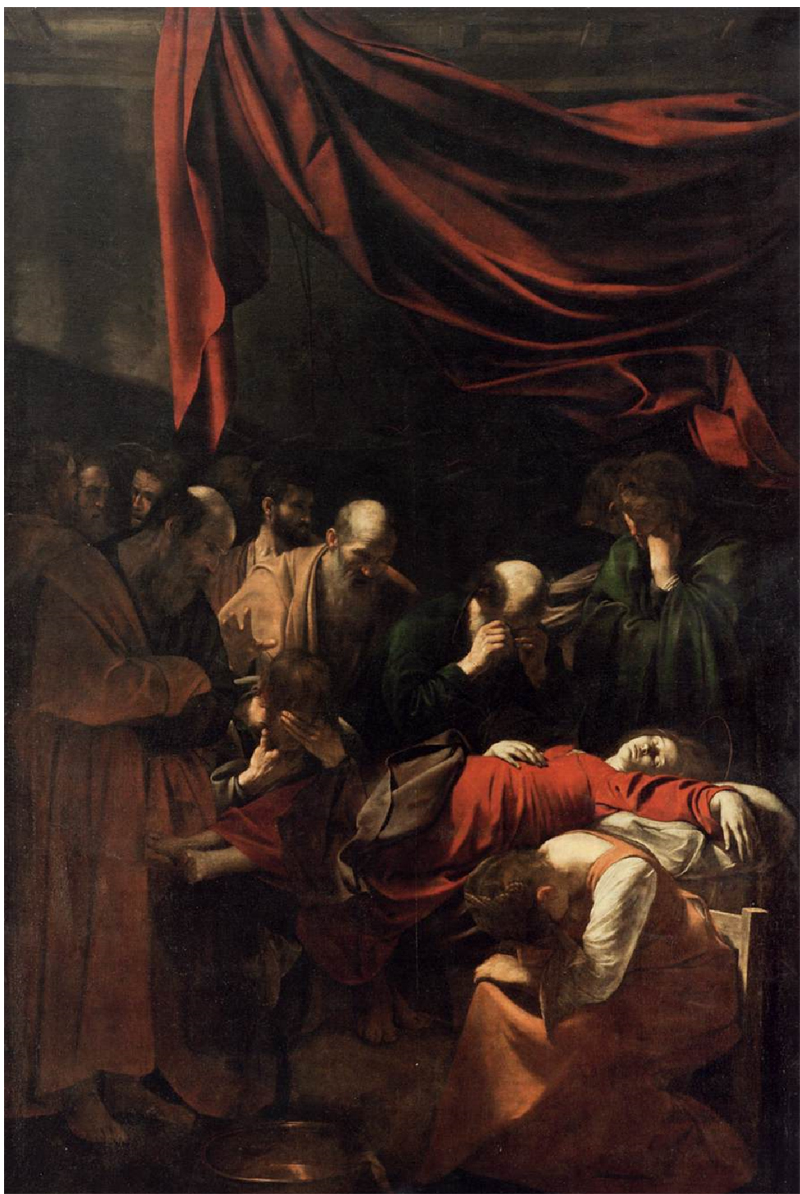 morte vergine_caravaggio