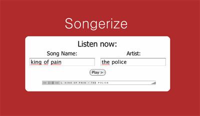 Songerize
