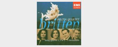 Britten Belcea Quartet