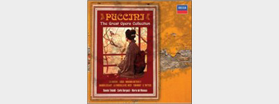 Puccini The great opera collection