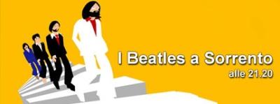 Musica dei Beatles a Sorrento