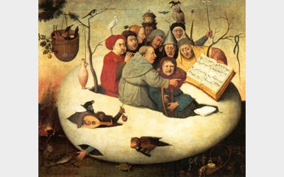 Arte, Genio e Follia