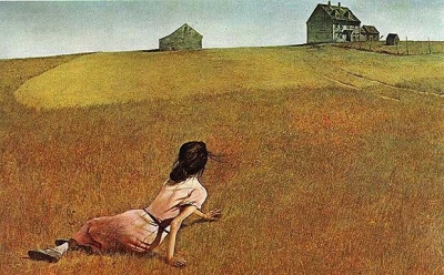 Andrew Wyeth, Christina\'s World (1948)