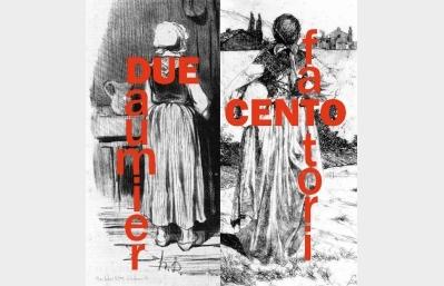 Un omaggio a Daumier e Fattori al Museo della Grafica di Pisa