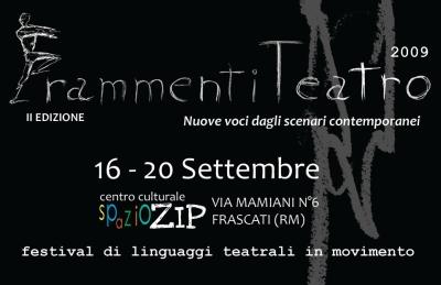 Frascati: Frammenti Teatro