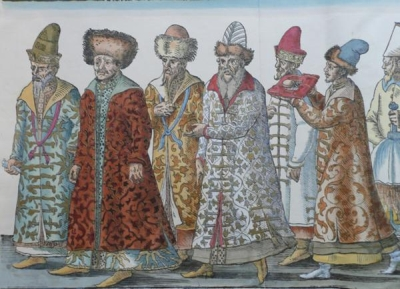 Prato: Lo stile dello zar
