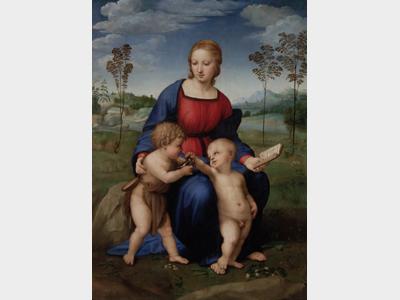Firenze: la Madonna del cardellino di Raffaello in mostra dopo il restauro