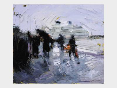 Ancona: le opere di Mario Ferrante protagoniste alla Galleria Art.é