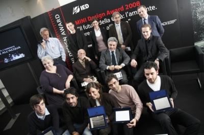 Mini Design Award 2008. Inaugurata la mostra a Roma