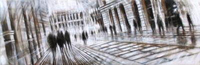 Roma: Dialoghi immaginari, una personale di Mariarosa Stigliano