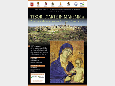Itinerari d\'arte in Maremma